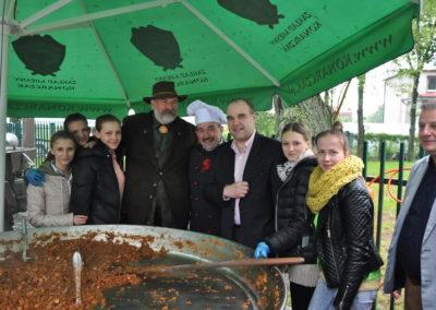 Bigos myśliwski- Festiwal Kulinarny w Dobrzycy 2014